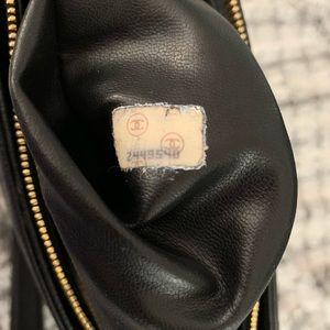 CHANEL Bags - 🆕 Chanel Black Leather Caviar Bag 👜